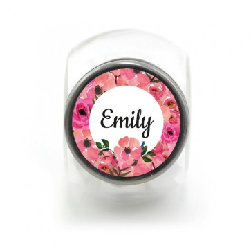 Candy Jar Geboortebedankjes Flowerbomb