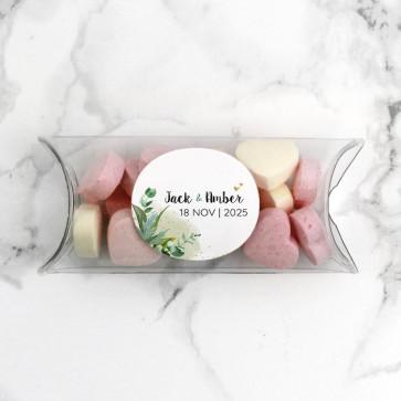 Mini Pillow Box Huwelijksbedankje A Touch Of Gold