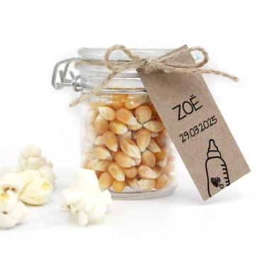 Weckpotje Popcorn Sweet Love