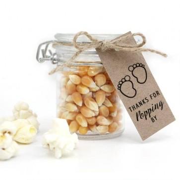 Weckpotje Popcorn Tiny Toes