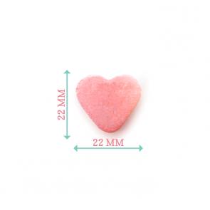 Heart Banner Vruchtenhartjes