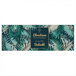 Exotic Jungle Blikje Chocopastilles