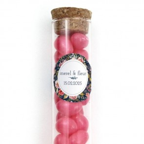 Candy Tube Duo Flowers