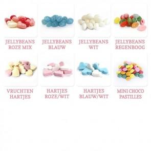 Splatter Candy Tube