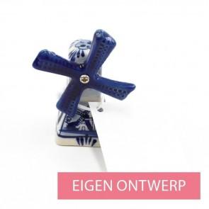 Delfts Blauwe Bedankjes Huwelijksbedankjes Eigen Ontwerp