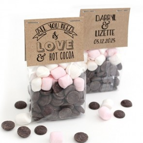 Hot Cacao Pack Huwelijksbedankje All You Need