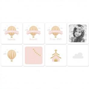 Pink Balloon Memory Spel