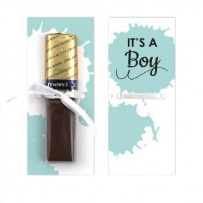 Splatter Merci Chocolaatje