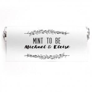 Mint To Be Huwelijksbedankje Mistletoe