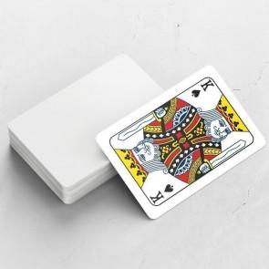 Eigen ontwerp Gepersonaliseerde Speelkaarten