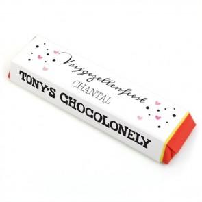 Tony Chocolonely huwelijksbedankje Hearts