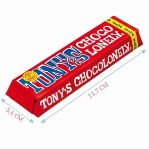 Gold Triangle Tony Chocolonely