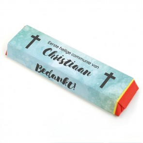Watercolour Cross Tony Chocolonely