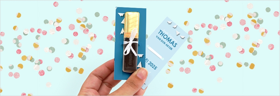 chocolade-communiebedankje