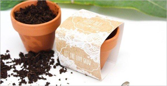 bloempotje-huwelijksbedankje