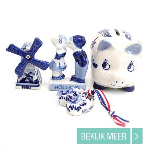 Goedkope Huwelijk bedankjes Delfts blauw