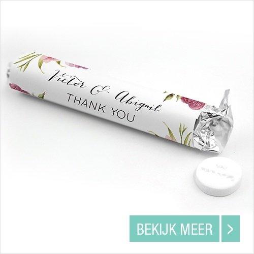 Goedkope Huwelijk bedankjes Mint To Be