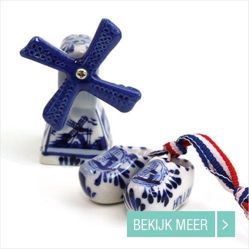 Exclusieve bedankjes Delfts blauw