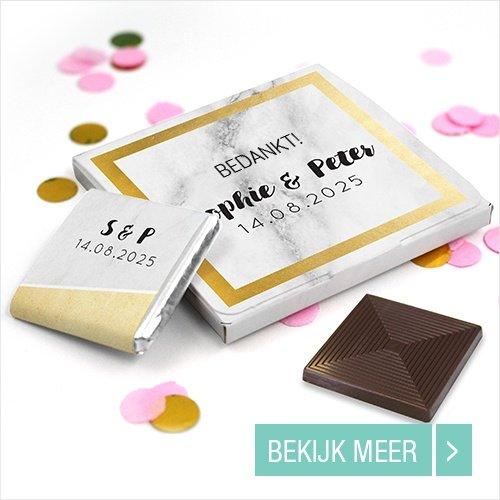 chocolaatjes-in-hoesjes-huwelijksbedankjes