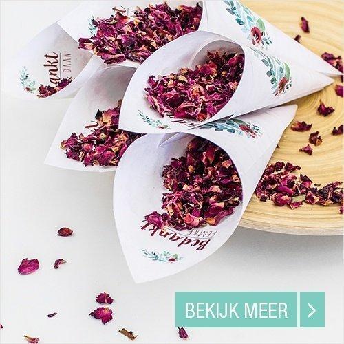 confetti-cones-huwelijksbedankjes