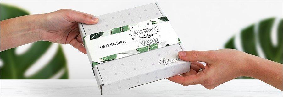 cadeau-per-post-geven-geschenk-evergreen