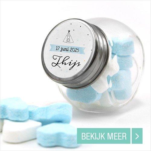 Goedkope-geboortebedankjes-Candy-Jar