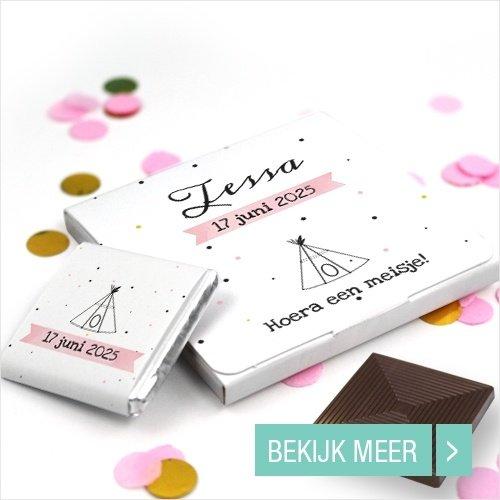 chocolaatjes-in-hoesjes-geboortebedankjes