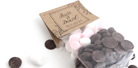 Huwelijksbedankjes Hot Cocoa Pack