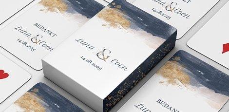 gepersonaliseerde-speelkaarten-bruiloft