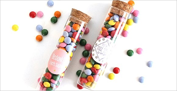 Kindertraktatie Candy Tube