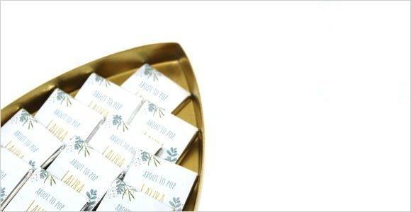 mini-chocolaatjes-geboortebedankje