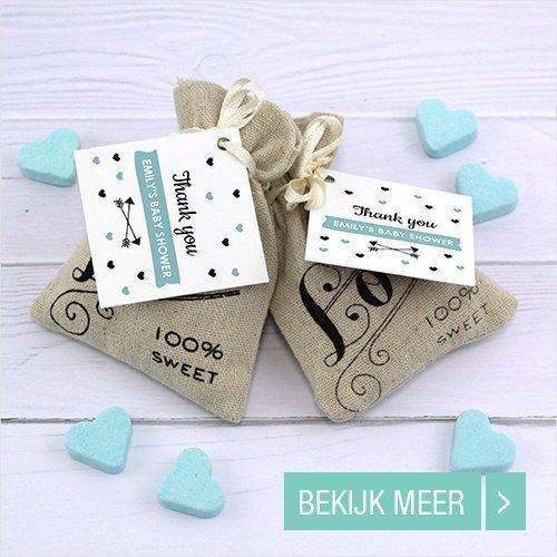 Goedkope-geboorte-bedankjes-Linnen-Love-Bags