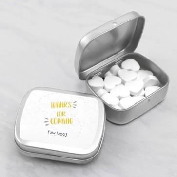 Sweet Tin zakelijk attentie - Scribble