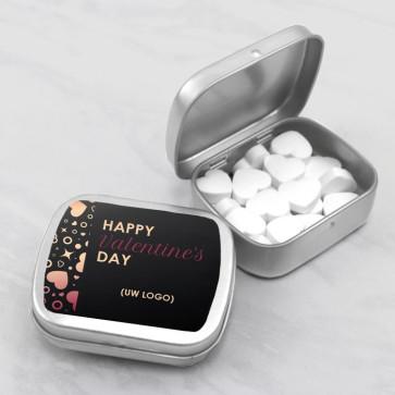 Sweet Tin Zakelijk Bedankje Secret Valentine