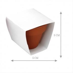 Bloempotje - Acrylic Egg