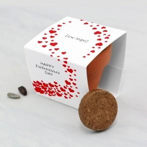 Bloempotje Zakelijk - Valentine Love