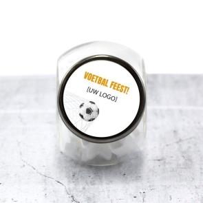 Candy Jar zakelijk bedankje - Goal