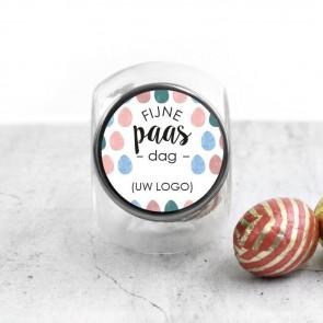 Candy Jar zakelijk bedankje - Acrylic Egg