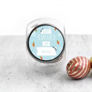 Candy Jar zakelijk bedankje - Carrot