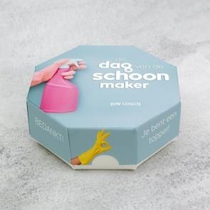 Celebrations doosje zakelijk bedankje - Brandschoon