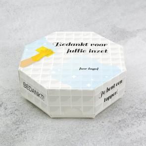 Celebrations doosje zakelijk bedankje - Fresh Tiles