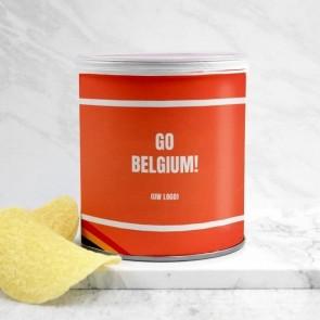 Pringles zakelijk bedankje - België voorkant