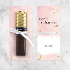 Merci chocola Pink Valentine