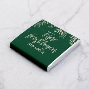 Mini Chocolade Zakelijk Bedankje - Tak thema