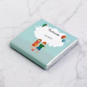 Mini Chocolade relatiegeschenk Kinderen thema
