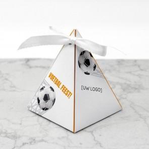 Piramidedoosje zakelijk bedankje - Goal