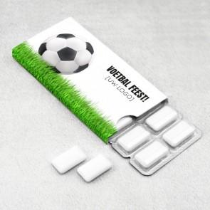PromoGum zakelijk bedankje - Voetbal