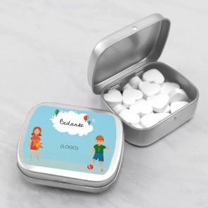 Sweet Tin zakelijke attentie - Kinderen thema