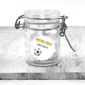 Weckpotje zakelijk bedankje - Goal