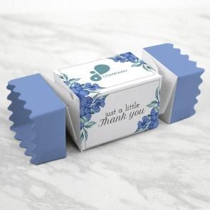 Zakelijk-bedankje-cadeaudoosje-Blue Flower